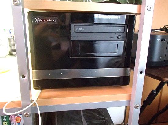 自作PC PCデスク