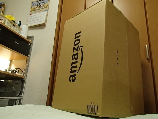 Amazon 段ボール 超大型